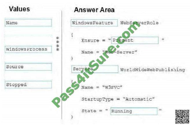 pass4itsure 70-740 exam question q13-1